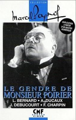 Le Gendre de Monsieur Poirier - Jaquette VHS France
