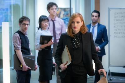 Miss Sloane - © EuropaCorp – France 2 Cinema Photo : Kerry Hayes
