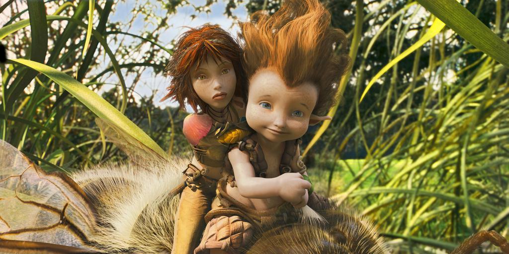 Mia Farrow - © 2010 Europacorp – Tf1 Films Production – Apipoulaï Prod- Avalanche Productions Images et Effets 3D – Buf
