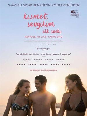 Mektoub, My Love : Canto Uno - Poster - Turkey