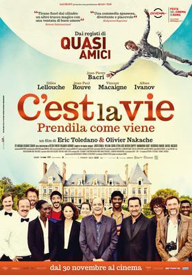 C'est la vie! - Poster - Italy