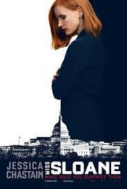 Miss Sloane - Poster - USA