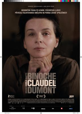 Camille Claudel 1915 - Poster - The Czech Republic