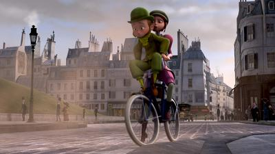 A Monster in Paris - © 2011 Europacorp – Bibo Films – France 3 Cinema - Walking The Dog