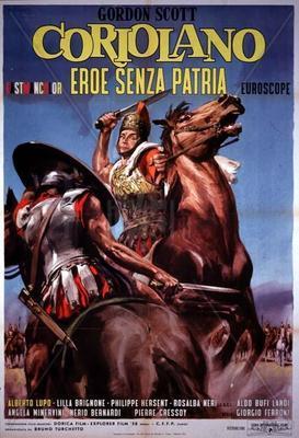 La Terreur des gladiateurs - Poster - Italy