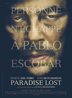 Escobar: Paraíso perdido - Poster - Pérou