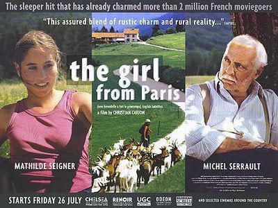 La Chica de Paris
