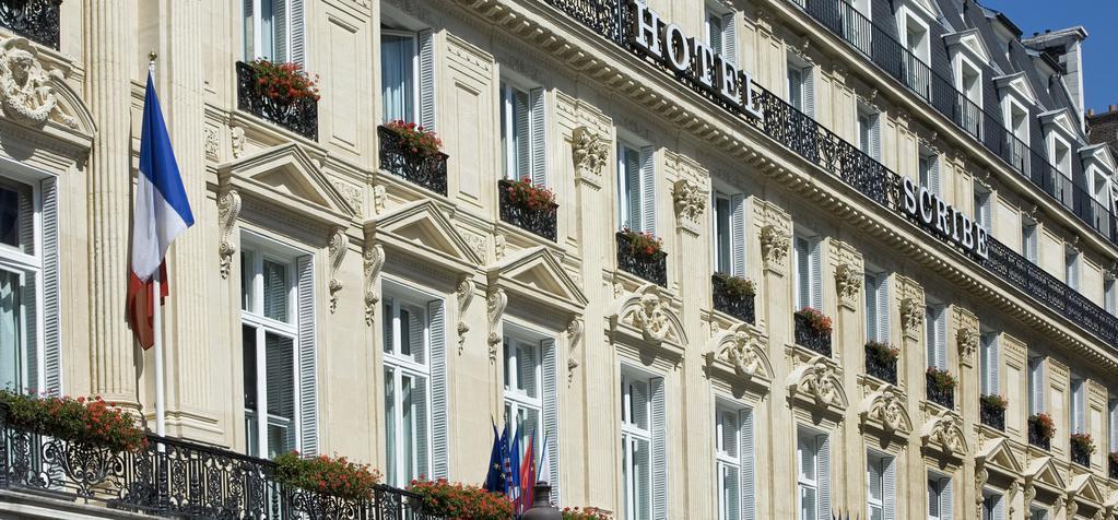光 (リュミエール) の都を訪れてみませんか? - © Hôtel Scribe