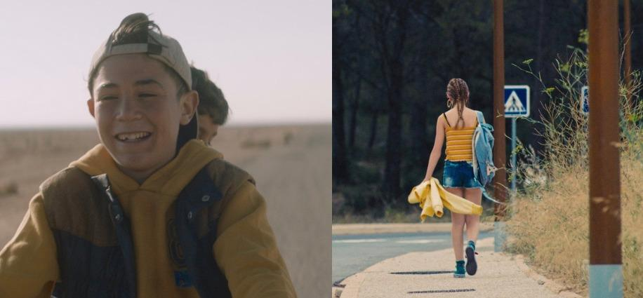 Awards won by short films abroad: April 2019