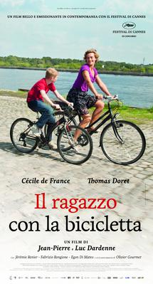 The Kid With a Bike - Poster - Italie