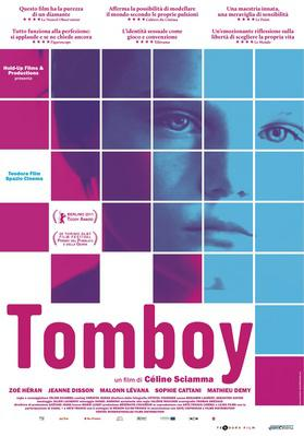 Tomboy - Poster - Italie