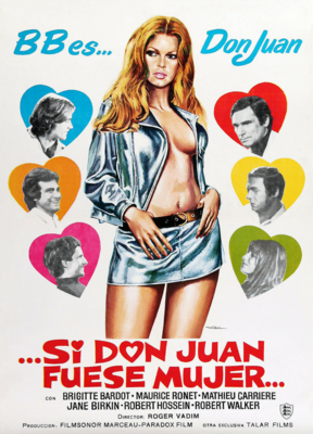 Don Juan (Or If Don Juan Were a Woman) - Poster - Spain