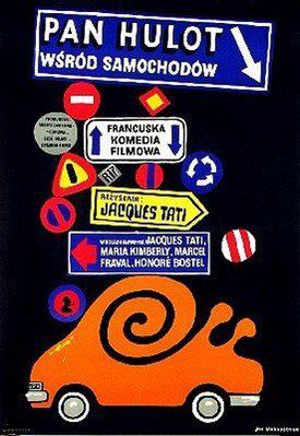 Traffic - Affiche polonaise