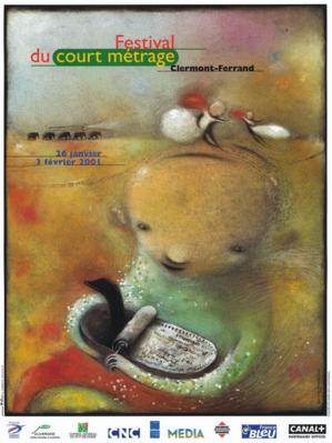 クレルモンフェラン-国際短編映画祭 - 2001