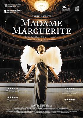 Marguerite - Poster - Spain