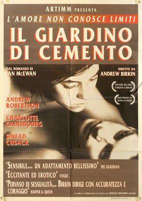 The Cement Garden - Italy