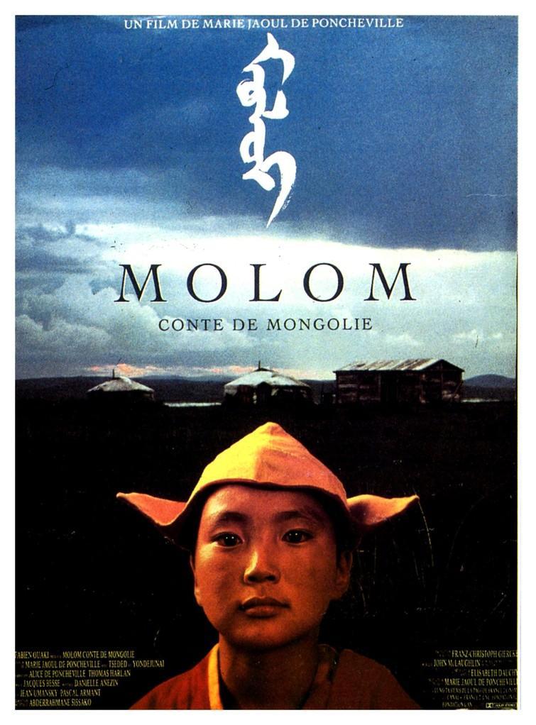 Molom, conte de Mongolie