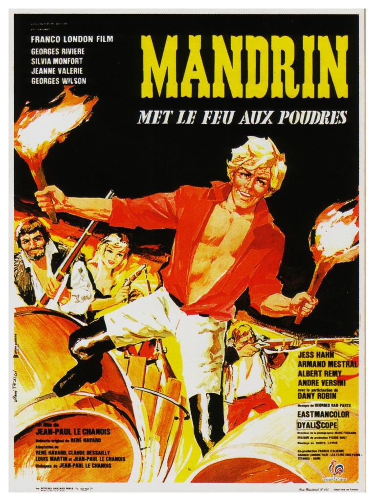 Mandrin, bandit gentilhomme