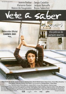 Vete a saber - Poster Espagne
