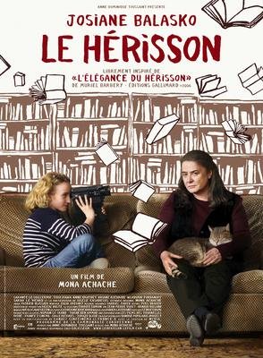The Hedgehog - Poster - France