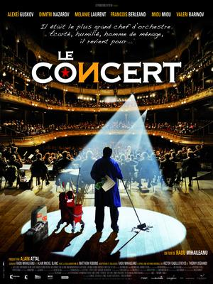 Le Concert - Poster - France - © EuropaCorp