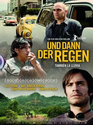También la lluvia - Poster - Germany