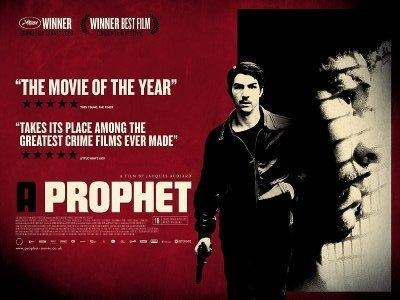 Un profeta - Poster - UK