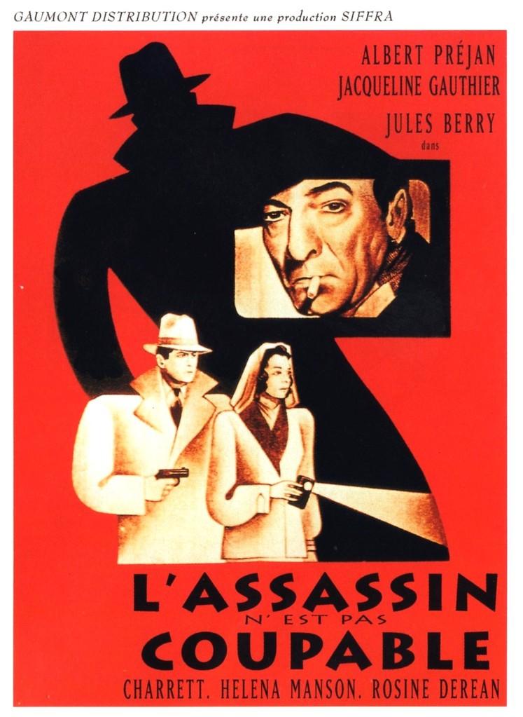 L'Assassin n'est pas coupable