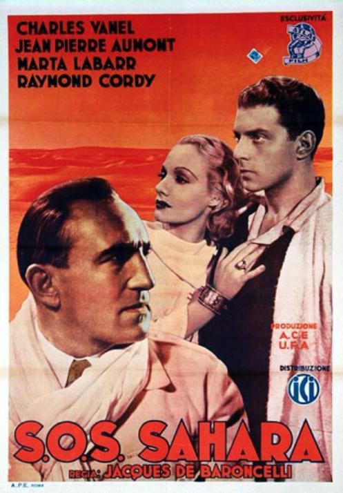 Lothar Brühne - Poster Italie
