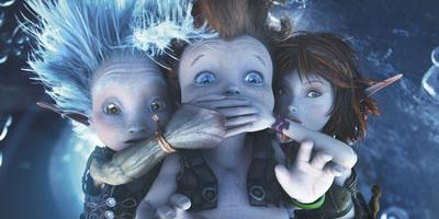 Arthur et la guerre des deux mondes - © 2010 Europacorp – Tf1 Films Production – Apipoulaï Prod- Avalanche Productions Images et Effets 3D – Buf