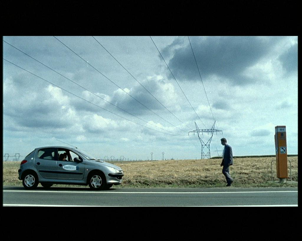 Festival international du court-métrage de Bruxelles - 2003
