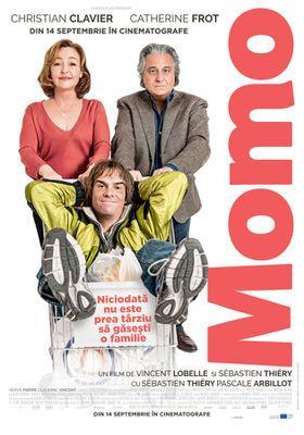 Finding Momo - Poster - Romania