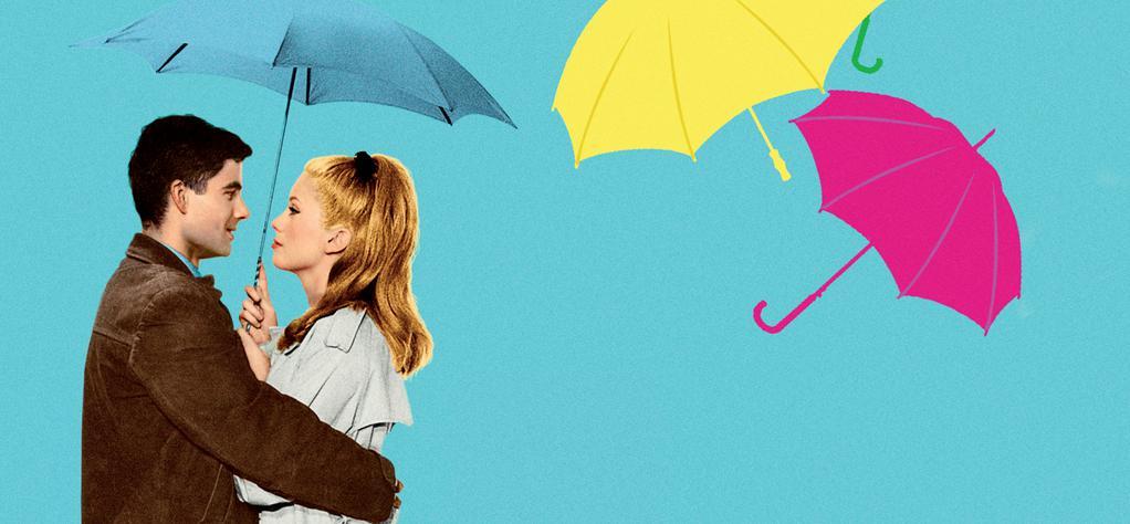 『 シェルブールの雨傘 』 を無料配信 (日本国内を除く)