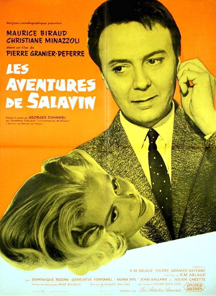 Les Aventures de Salavin (ou La Confession de minuit)
