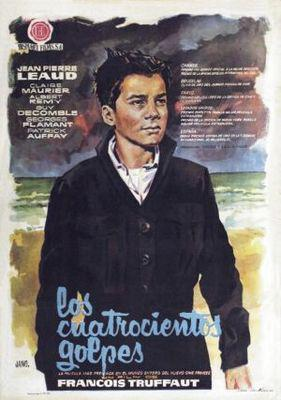 Los 400 Golpes - Poster Espagne