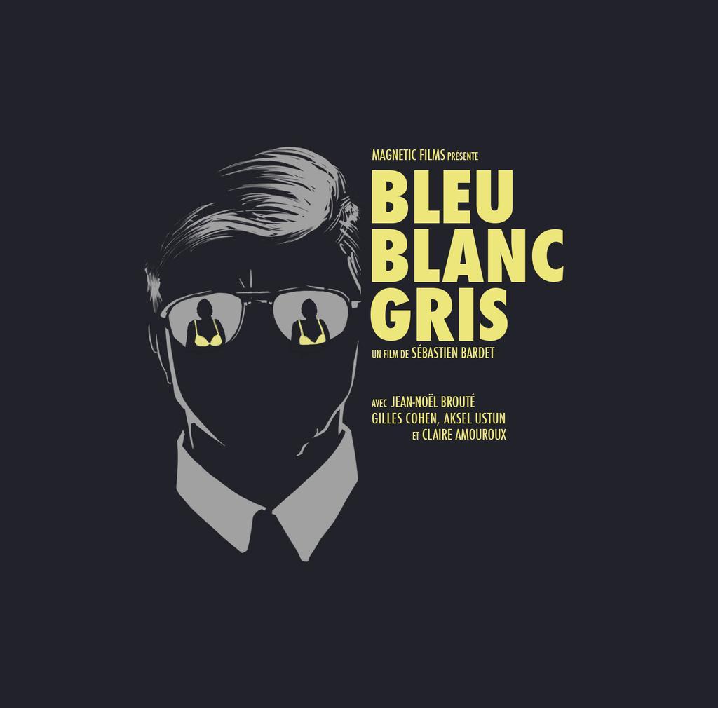 Bleu Blanc Gris