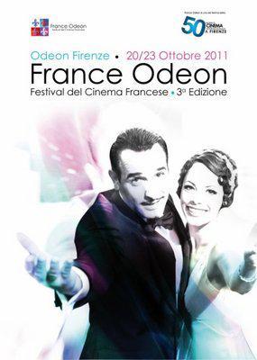 France Odéon, Festival de cinéma français - Florence - 2011