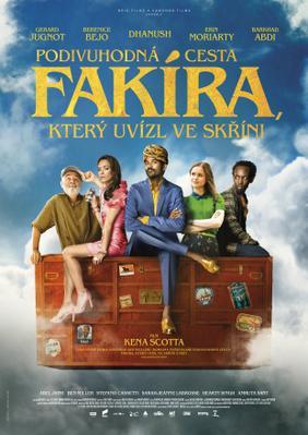 L'Extraordinaire Voyage du fakir - Poster - Czech Republic