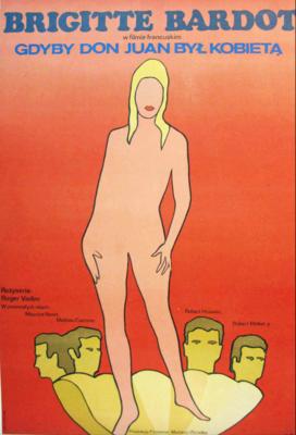Si Don Juan fuese mujer - Poster - Poland
