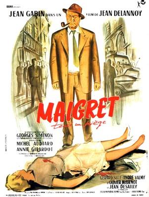 Inspector Maigret / Maigret Sets a Trap
