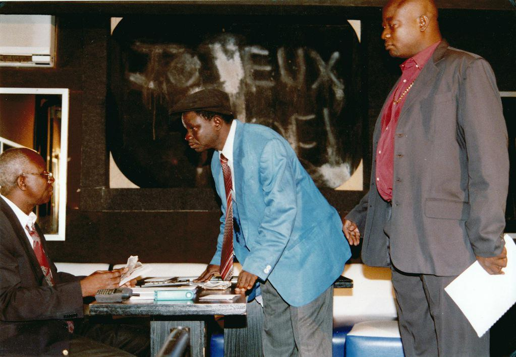 Mamady  Sidibé