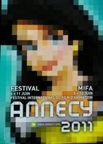 Festival Internacional de cine de animación de Annecy - 2011