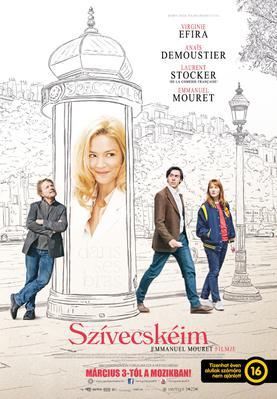 Caprice - Poster - Hungary