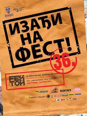 Belgrade - Festival Internacional del Film - 2008
