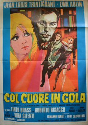 Dead Stop / Deadly Sweet - Poster Italie