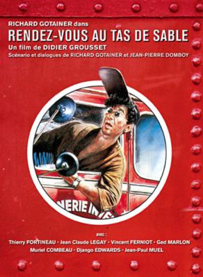 Rendez-vous au tas de sable - Jaquette DVD France