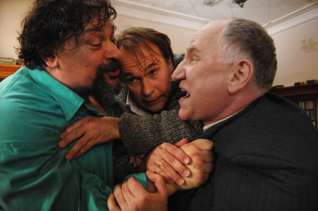 Vlad Paunescu - © Photos : Guy Ferrandis 2009 - Les Productions du Trésor