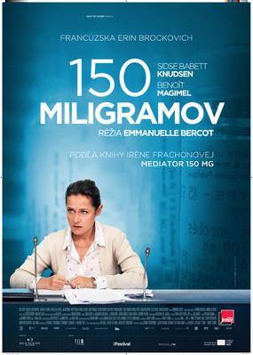 150 Milligrams - Poster - Slovakia