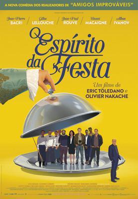 Le Sens de la fête - Poster - Portugal