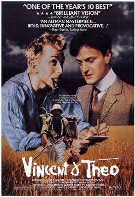 Vincent et Theo - Poster - USA
